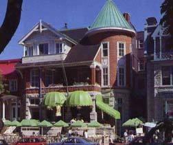 Restaurant vieille maison du spaghetti qubec gap for Auberge de la vieille maison rimouski qc